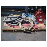 PALLET OF VACUUM & PRESSURE WASHER HOSES