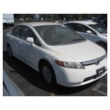 (DEALER ONLY)2007 HONDA CIVIC
