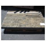 PALLET OF GRANITE SLABS
