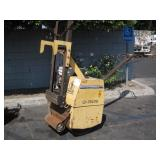 WACKER WALK BEHIND COMPACTOR