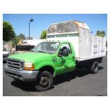 (DEALER ONLY) 2001 FORD F-550