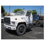 1987 FORD F600G