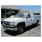 (DEALER ONLY)2005 CHEVROLET SILVERADO 2500
