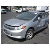 (DEALER ONLY)2012 HONDA CIVIC