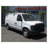 (DEALER ONLY) 2010 FORD E-250