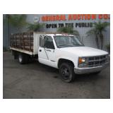 (DEALER ONLY)(DMV FEES)1998 CHEVROLET GMT-400