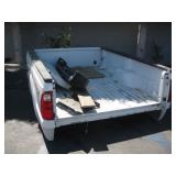 FORD F-250 SUPER DUTY TRUCK BED