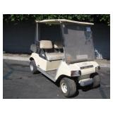 CLUB CAR GASOLINE POWERED UTILITY CART