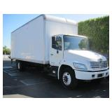 (DEALER ONLY) (DMV FEES) 2008 HINO 268