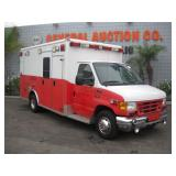 (DEALER DISM. OUT STATE DEALER!) 2005 FORD E-450
