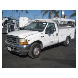(DEALER ONLY) 2001 FORD F-350