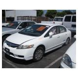 (DEALER ONLY) 2010 HONDA CIVIC