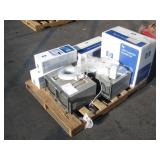 PALLET OF HP LASER JET TONER CARTRIDGES