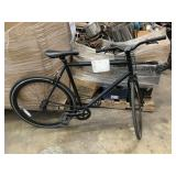1 BLACK BICYCLE: UNKNOWN BRAND