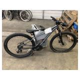 GRAY SPECIALIZED PITCH BIKE