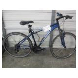 BLUE SCHWINN MOUNTAIN BIKE