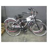 LOT OF BEACH CRUISER BIKES