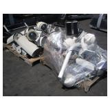 2 PALLETS OF DOME SECURITY CAMERAS