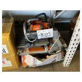 LOT WITH RIDGID HIGH PERFORMANCE TABLE SYSTEM,