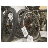 LOT WITH ASSORTED BICYCLES