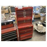 LOT WITH CRAFTSMAN TOOL BOXES