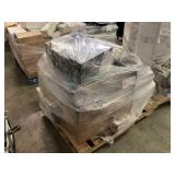 PALLET WITH ASSORTED HP LASERJET CARTRIDGE,