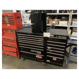 CRAFTSMAN BLACK TOOLBOXES
