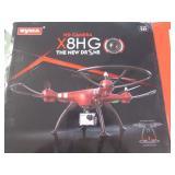 1 HD CAMERA X8 HG DRONE