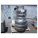 PALLET OF ASSORTED VEHICLE TIRES