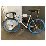 R4 WHITE ROAD BICYCLE