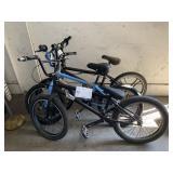3 BMX BIKES