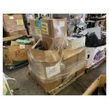PALLET WITH CISCO OFFICE TELEPHONES& PLANTRONICS
