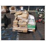 PALLET OF MISCELLANEOUS FURNITURE