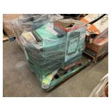 PALLET WITH HONEYWELL AIR CONDITIONER & GAMING
