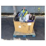 PALLET OF MISCELLANEOUS KIDS TOYS,ELECTRONICS,
