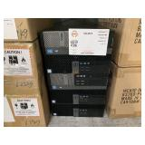 LOT WITH 5 DELL COMPUTERS