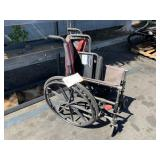 EVEREST & JENNINGS WHEELCHAIR: