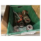 LOT WITH RIDGID PIPE THREADERS