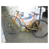 ORANGE ROAD BIKE