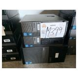 LOT WITH 3 DELL OPTIPLEX 790 COMPUTERS
