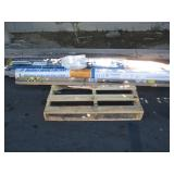 PALLET WITH TRUCK SIDE RAILS
