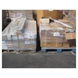 PALLET OF PHILIPS FLUORESCENT LIGHTS AIR FILTERS