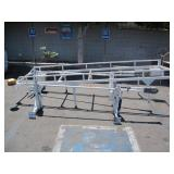 STEEL TRUCK BED LADDER RACKS