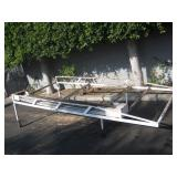 STEEL TRUCK TOP RACK WITH CONDUIT