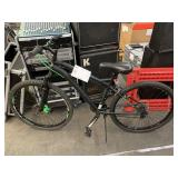 1 BLACK SHIMANO BICYCLE