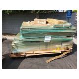 PALLET OF NEW MISCELLANEOUS FURNITURE