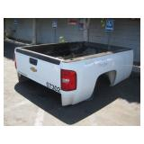 2007 CHEVY SILVERADO 2500 TRUCK BED
