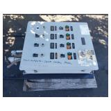 MULTI PURPOSE SWITCH CONTROL PANEL