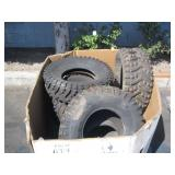 1 PALLET OF NEW ATV OFF ROAD TIRES