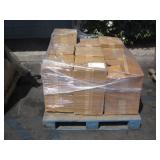 PALLET OF IRONMAN RAINBOW DISPOSAL FILTERS